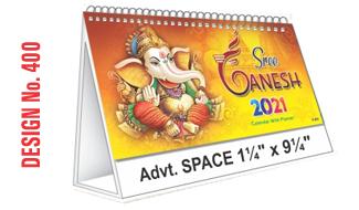 Table Calendar 2021